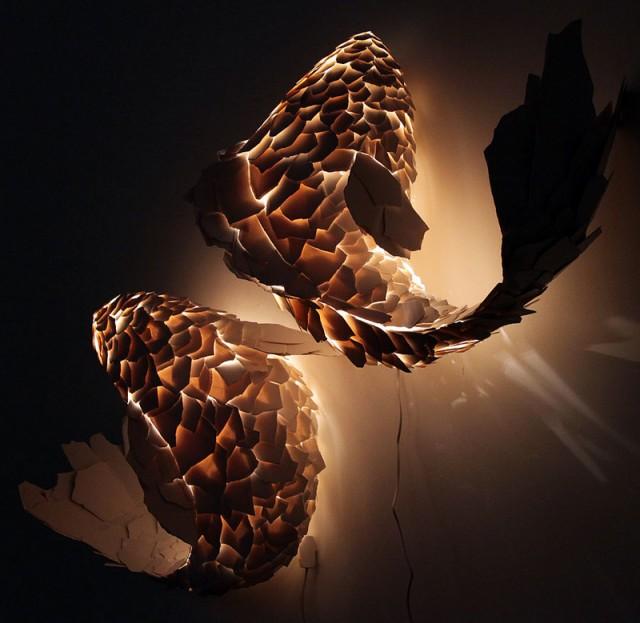 Nápadité lampy