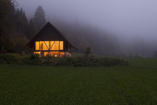Dům v Balsthalu