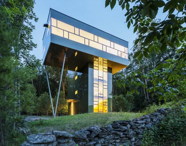 Výběr nejlepších minimalistických domů na Fubiz
